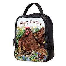Unique Veganer Neoprene Lunch Bag