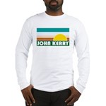 John Kerry Retro Sunrise Long Sleeve T-Shirt