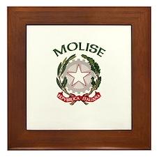 Molise, Italy Framed Tile