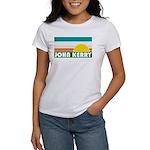 John Kerry Retro Sunrise Women's T-Shirt