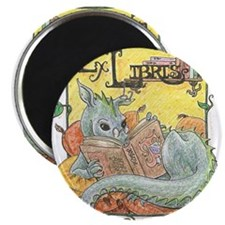 "Cute Librarians 2.25"" Magnet (10 pack)"