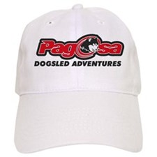 Cute Sled dogs Baseball Cap