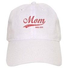 Personalize Mom Since Baseball Cap