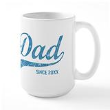 Dad Large Mugs (15 oz)