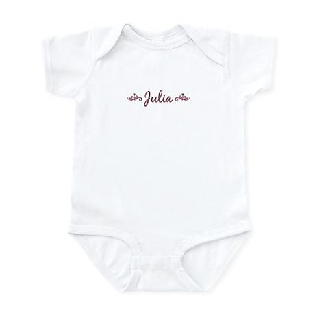 """Elegant Julia"" Infant Bodysuit"
