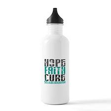 Scleroderma HopeFaithC Water Bottle
