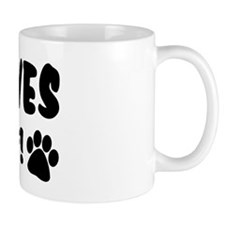 K9 Wives Ruff Mug
