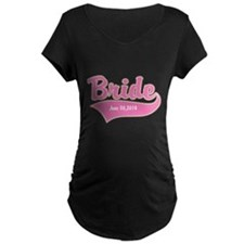 Bride Personalized T-Shirt