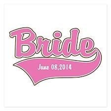 Bride Personalized Invitations