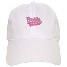 Bride Personalized Baseball Cap