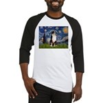 Starry - Tri Aussie Shep2 Baseball Jersey