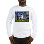 Starry - Tri Aussie Shep2 Long Sleeve T-Shirt