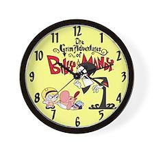Billy Mandy Wall Clock