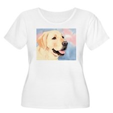 Yellow Lab #2 Merchandise! T-Shirt