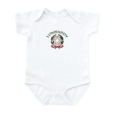 Lombardy, Italy Infant Bodysuit