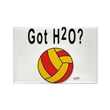 H2O Polo Rectangle Magnet