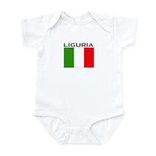 Liguria, Italy  Infant Bodysuit