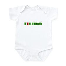 Lido, Italy Infant Bodysuit