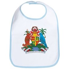 Grenada Coat Of Arms Bib