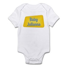Baby Julianna Infant Bodysuit