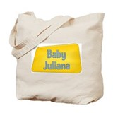 Baby Juliana Tote Bag