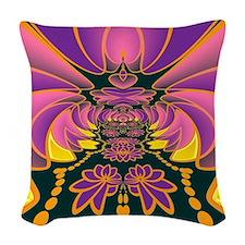 Inner Love Journey Woven Throw Pillow
