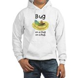 Bug on a Slug on a Rug Jumper Hoody