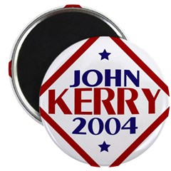 John Kerry 2004 Magnets (10 pk)