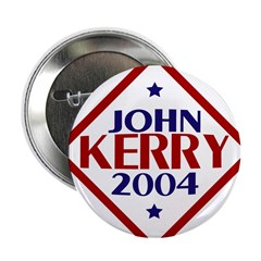 John Kerry 2004 Buttons (10 pack)