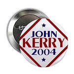 John Kerry 2004 Button