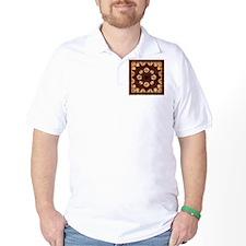 Wooden Quilt T-Shirt