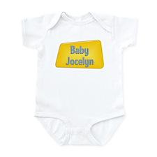Baby Jocelyn Infant Bodysuit