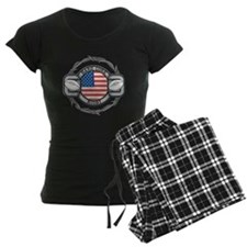 USA Hard Core Rugby Pajamas