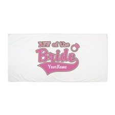 BFF of the Bride Beach Towel