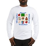 History teacher Long Sleeve T-Shirt