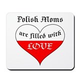 Polish Moms Mousepad