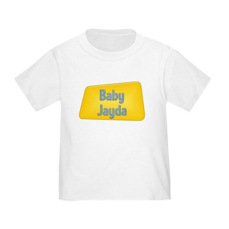 Baby Jayda Toddler T-Shirt