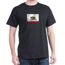 Torrance California Republic Flag T-Shirt