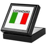 Catanzaro, Italy Keepsake Box
