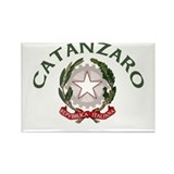 Catanzaro, Italy Rectangle Magnet
