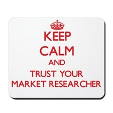 Keep Calm and trust your Market Researcher Mousepa