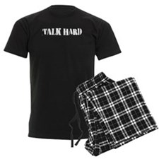 Talk Hard Pajamas