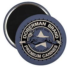 "Doberman Brand 2.25"" Magnet (10 pack)"