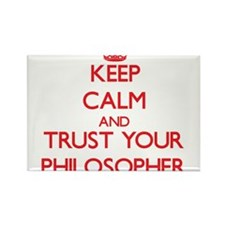 Keep Calm and trust your Philosopher Magnets