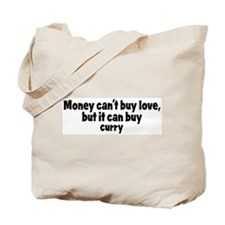 curry (money) Tote Bag