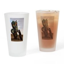 Cadillac Drinking Glass
