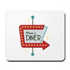 moms DINER Mousepad