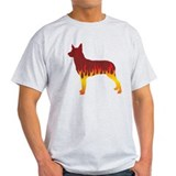 Stumpy Flames T-Shirt