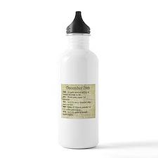 December 26th Water Bottle