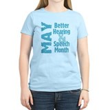 Hearing &amp; Speech Month T-Shirt
